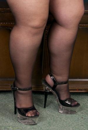 Free BBW Stockings Porn